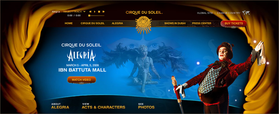 cirque du solleil strategic management As a business with thousands of stakeholders constantly on the move around the world, cirque du soleil's best bet for simplicity is the cloud from procurement to travel expense management, our.